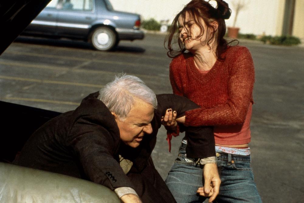 NOVOCAINE, Steve Martin, Helena Bonham Carter, 2001. ©Artisan Entertainment