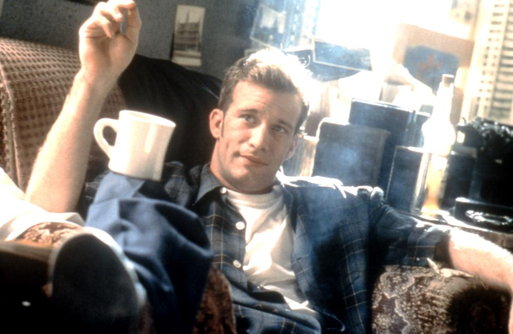 THE LAST TIME I COMMITTED SUICIDE, Thomas Jane, 1997, (c)Kushner-Locke